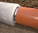 ICON Flat Bottom Concrete PVC Trench Thumb